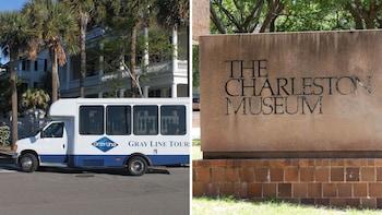 Historic City Tour & Charleston Museum