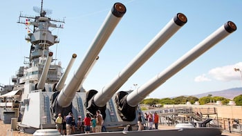 Pearl Harbor Remembered Tour