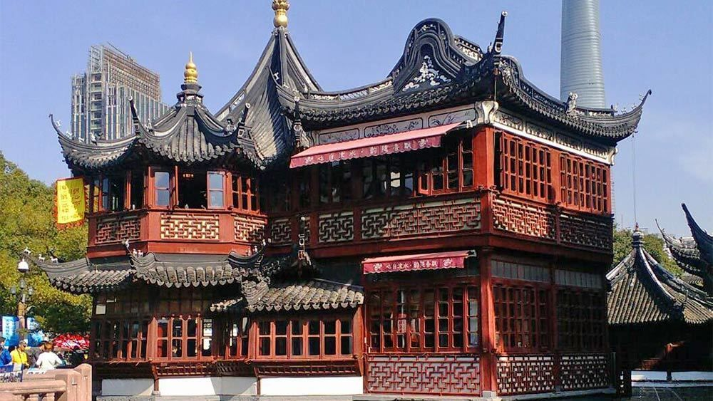 Private City Sightseeing Tour of the Bund & Yuyuan Garden with Lunch