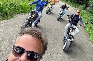 4 Hours E Chopper Rental in Beuningen
