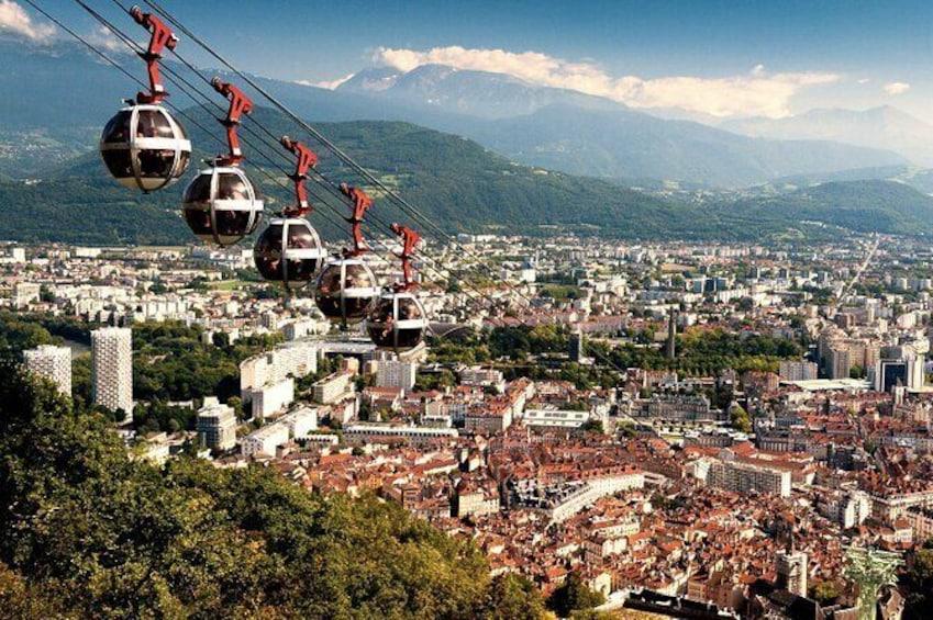 The Alchemist Self-Guided Urban Escape Game in Grenoble