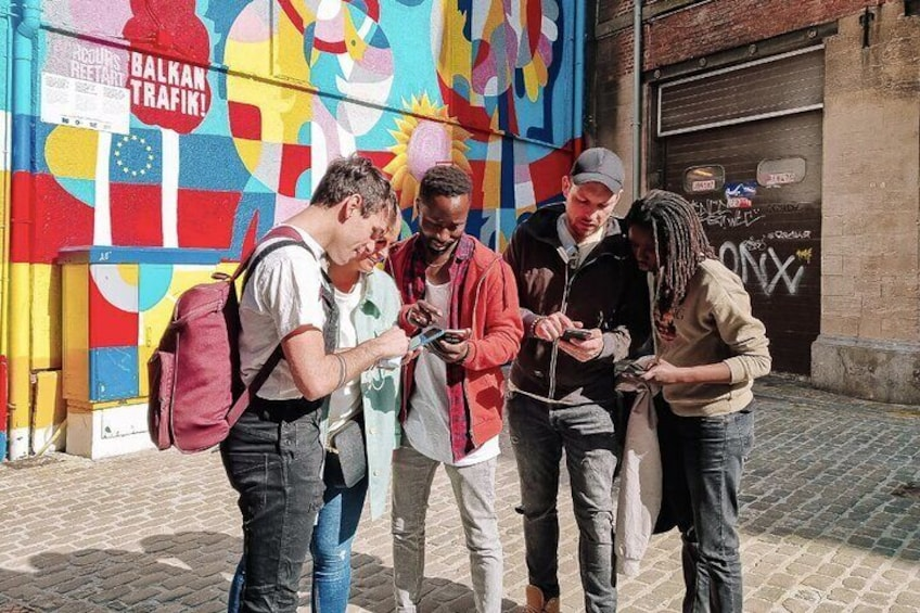 Urban Escape Game in Grenoble with friends
