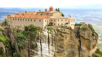 Private Meteora Tour by Taxi