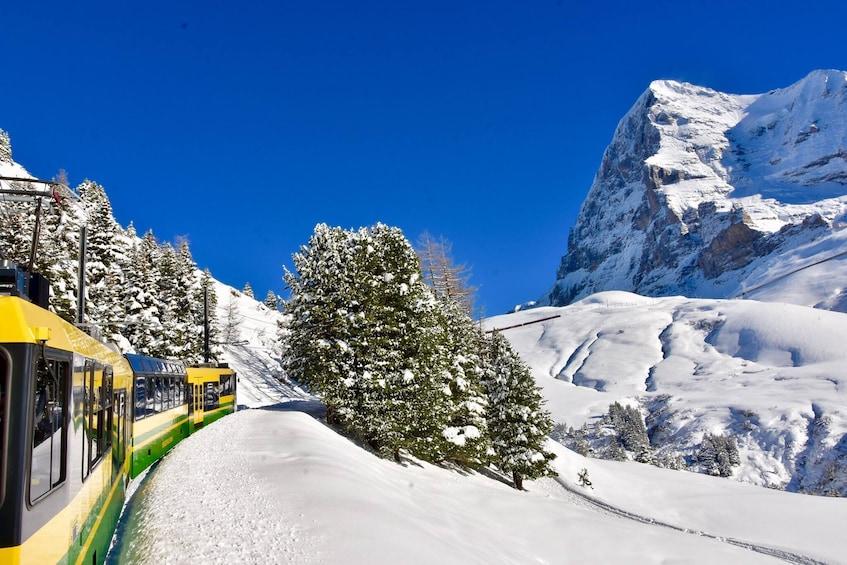 Show item 8 of 8. Eiger & Alpine Glaciers Full-Day Tour