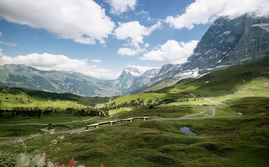 Show item 2 of 8. Eiger & Alpine Glaciers Full-Day Tour