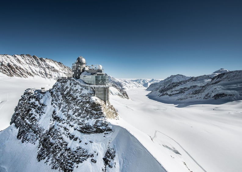 Show item 3 of 8. Jungfraujoch - Top of Europe Full-Day Tour from Lucerne