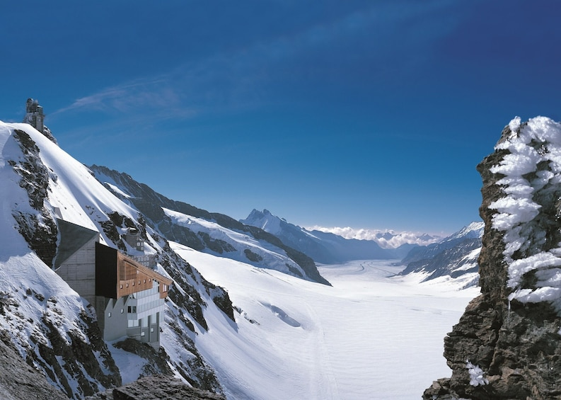 Show item 4 of 8. Jungfraujoch - Top of Europe Full-Day Tour from Lucerne