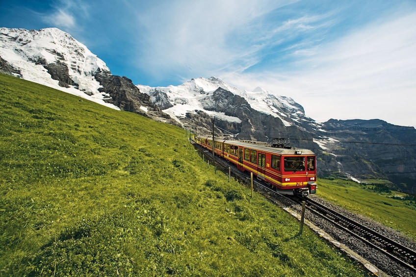 Show item 1 of 8. Jungfraujoch - Top of Europe Full-Day Tour from Lucerne