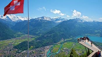Interlaken & Grindelwald Full-Day Tour from Lucerne