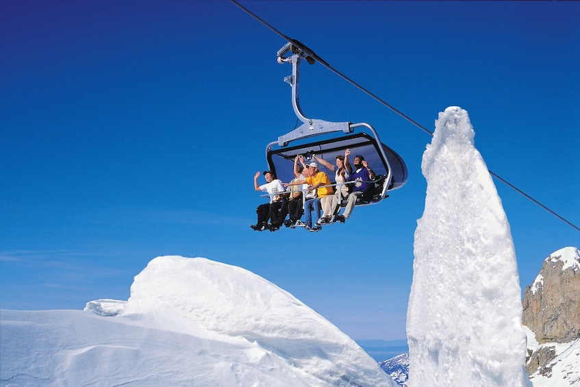 Show item 4 of 9. Glacier Paradise & Titlis Half-Day Tour from Lucerne