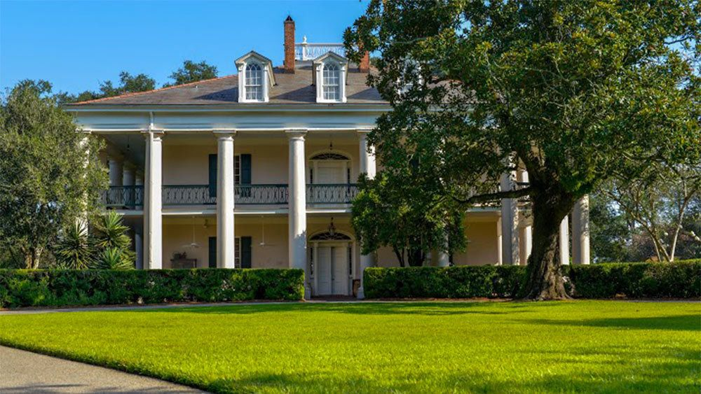 Private plantation tour in New Orleans