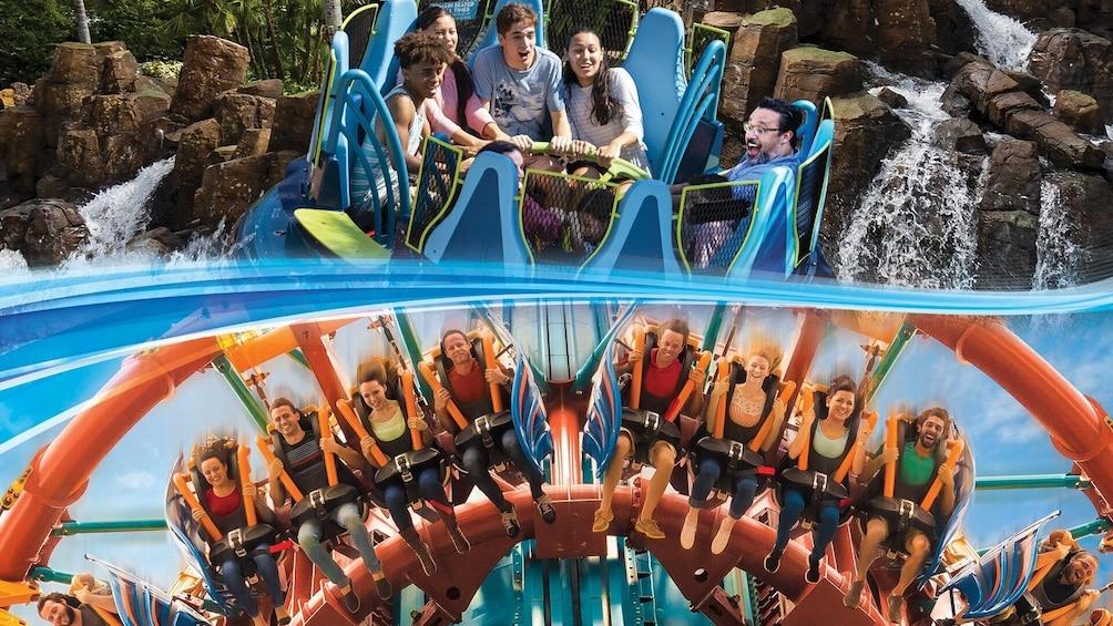 Busch Gardens Tampa Theme Park Tickets