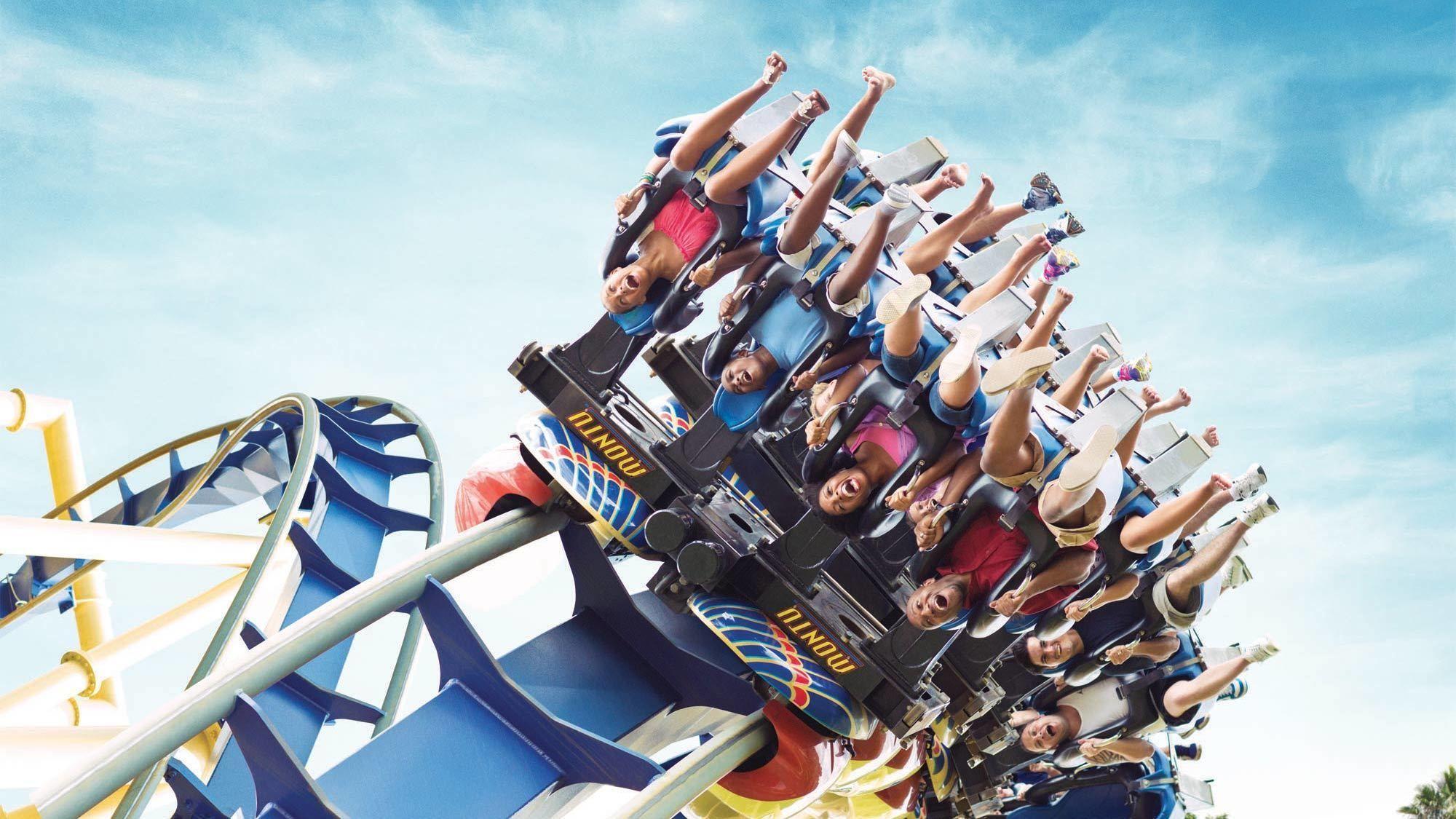 Skip-the-Line: Busch Gardens Tampa Park Tickets