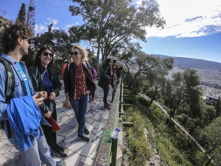 Öppna foto 1 av 9. Hills of Athens Walking Tour