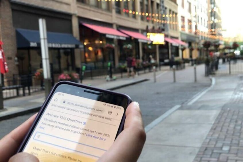 Private Smartphone-Guided Walking Tour of Downtown Louisville