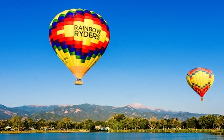 Sunrise Hot Air Balloon Ride with Champagne Toast & Pastry Breakfast