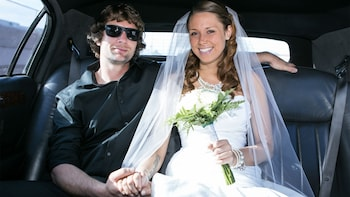 Luxury Limousine Wedding