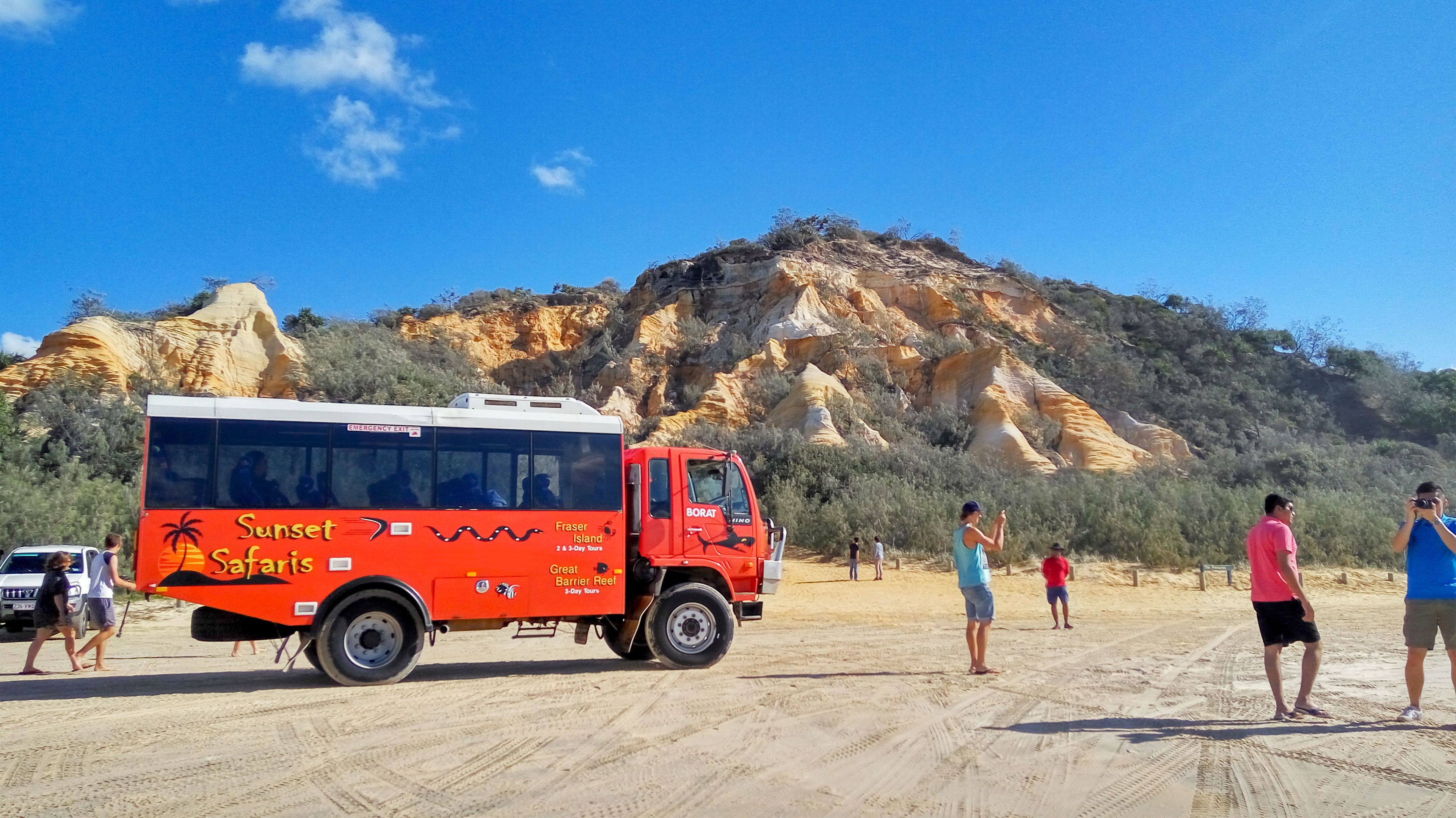 Fraser Island 2-Day ECO Tour