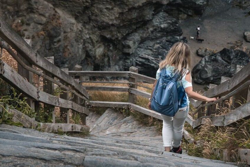 7 Day Travel Scavenger Hunt – Cornwall (Self-Guided Private)
