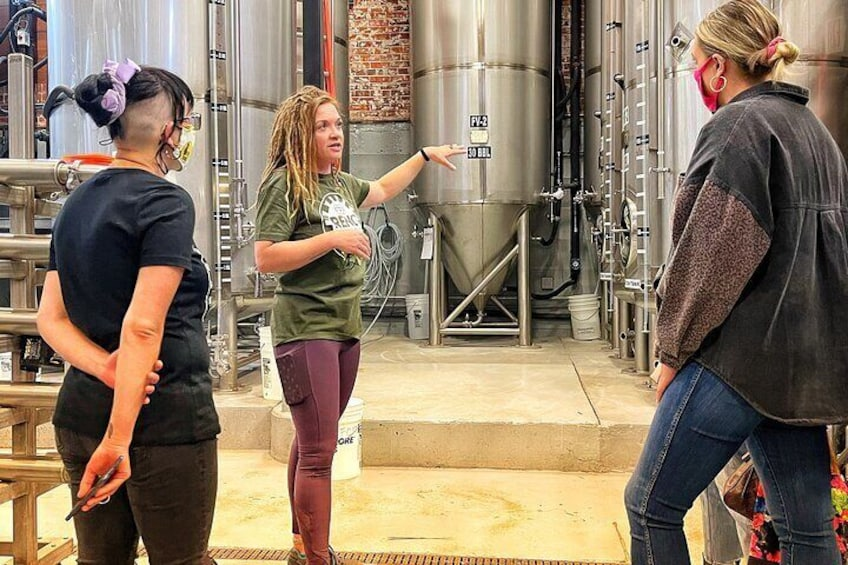 Biggest Little Brewery Tour