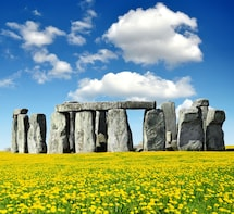 STONEHENGE & BATH - Guided Day Tour from Burgess Hill