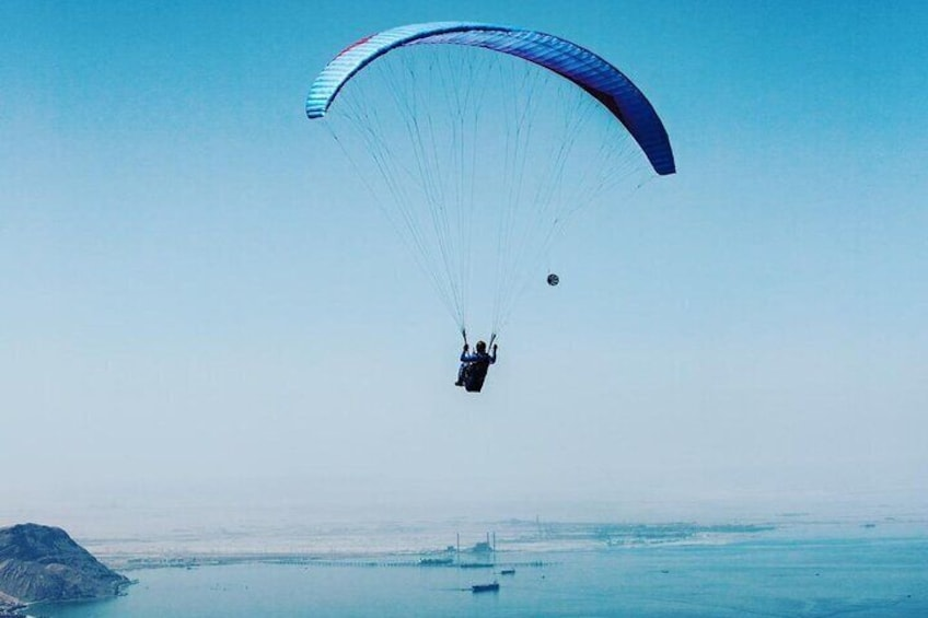 Paragliding egypt