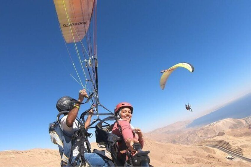 20~30 Minutes Paragliding Tandem in Egypt
