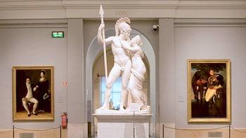Prado Museum Skip-the-Line Ticket & Madrid City Bus Tour
