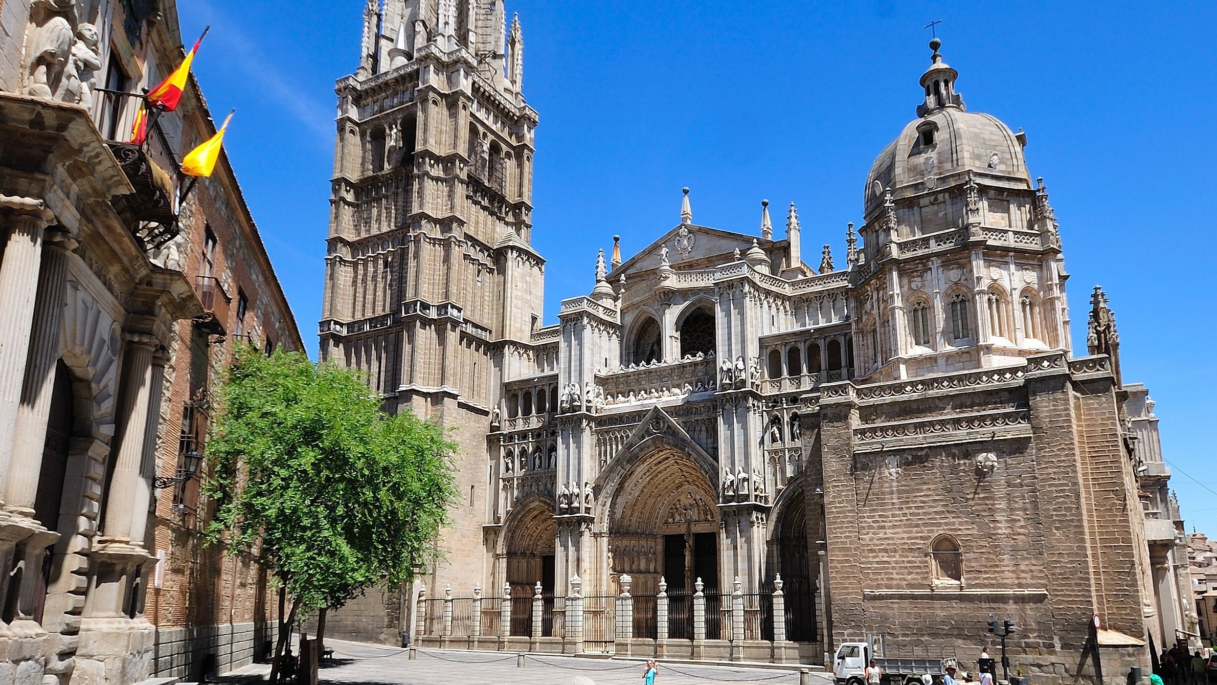 Toledo's Three Cultures Half-Day Tour from Madrid