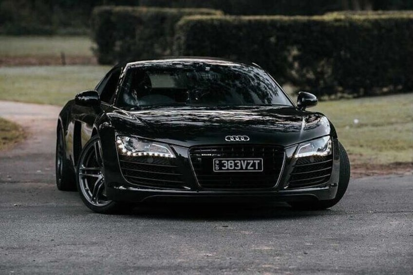 Private Half-Day Southern Gold Coast Highlights Supercar Tour