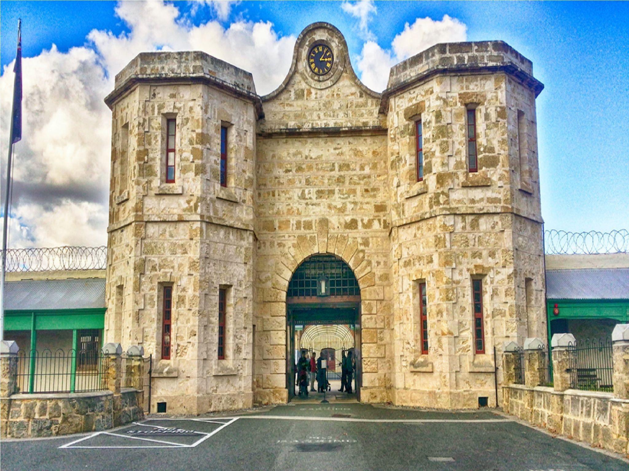 Fremantle Prison, Markets & Dinner Tour