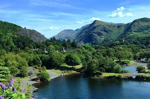 Snowdonia Welsh Culture and Castles Private Tour