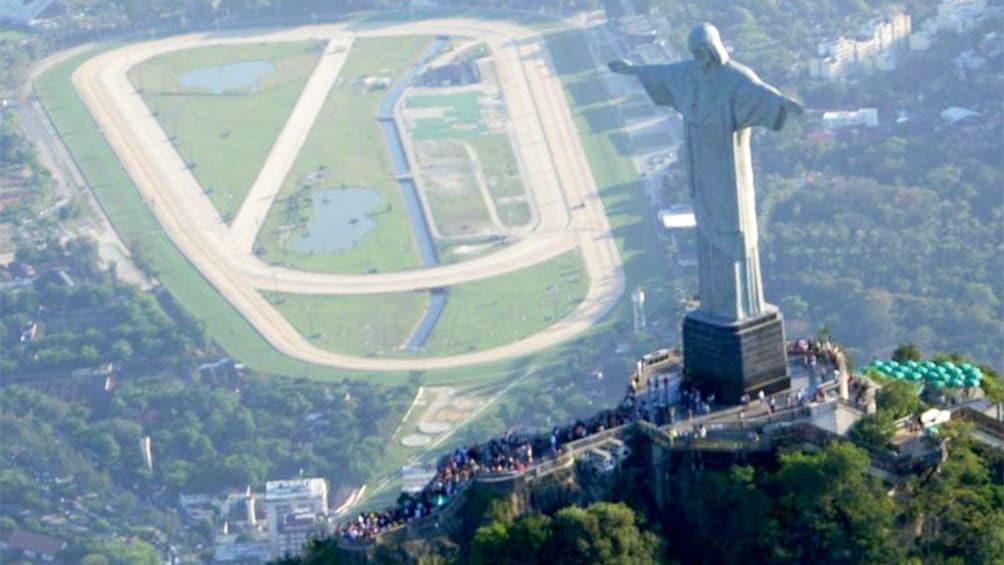 Show item 5 of 10. Landmark in Brazil