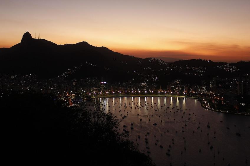 Small-Group Corcovado & Santa Teresa Tour with Sugarloaf Mountain Cable Car