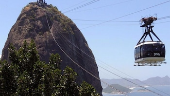 Small-Group Corcovado & Santa Teresa Tour with Sugarloaf Mountain Cable Car