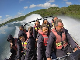 Waikato River Thermal Jet Boat Safari