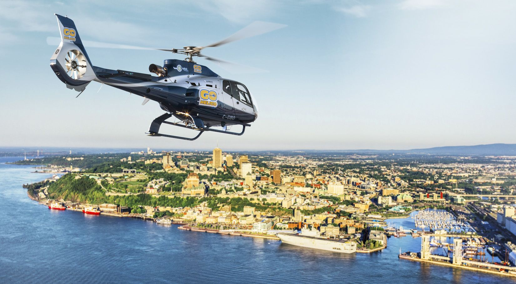 Jacques-Cartier National Park Helicopter Tour with Flight Complex & Meal