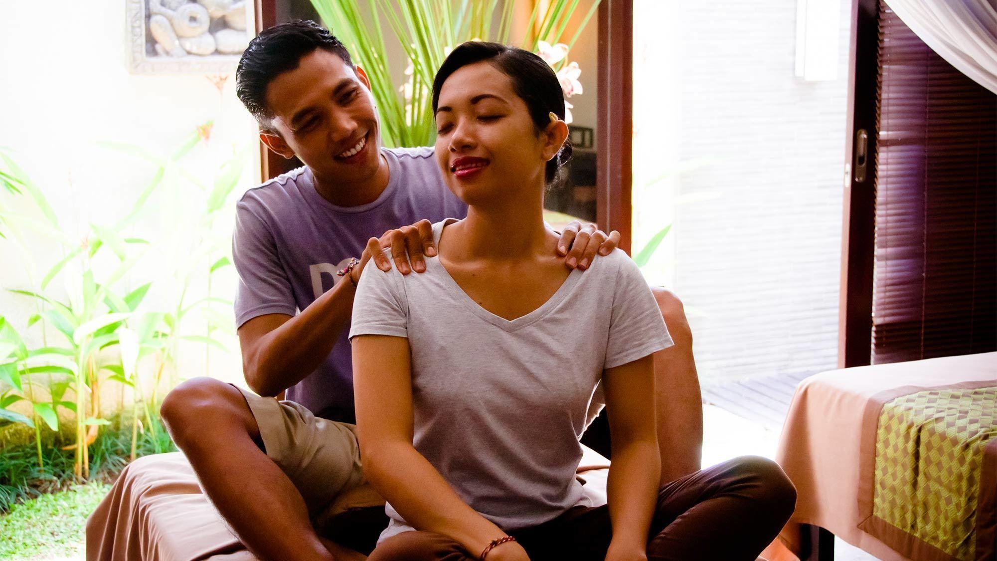 The Art of Touch Massage Class
