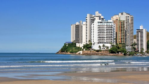 hotels along the beach in Brazil