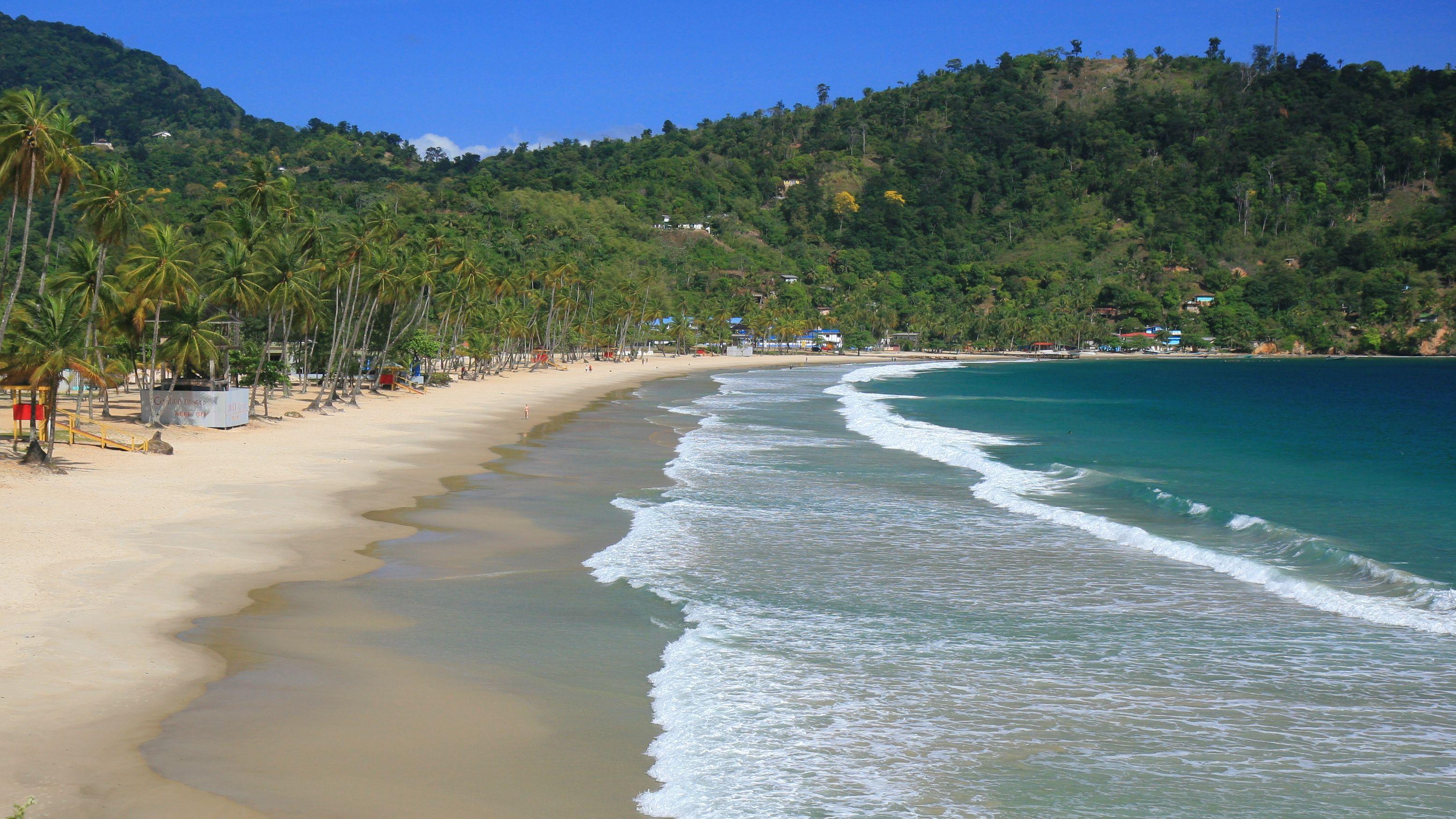 Beaches of Trinidad and Tobago