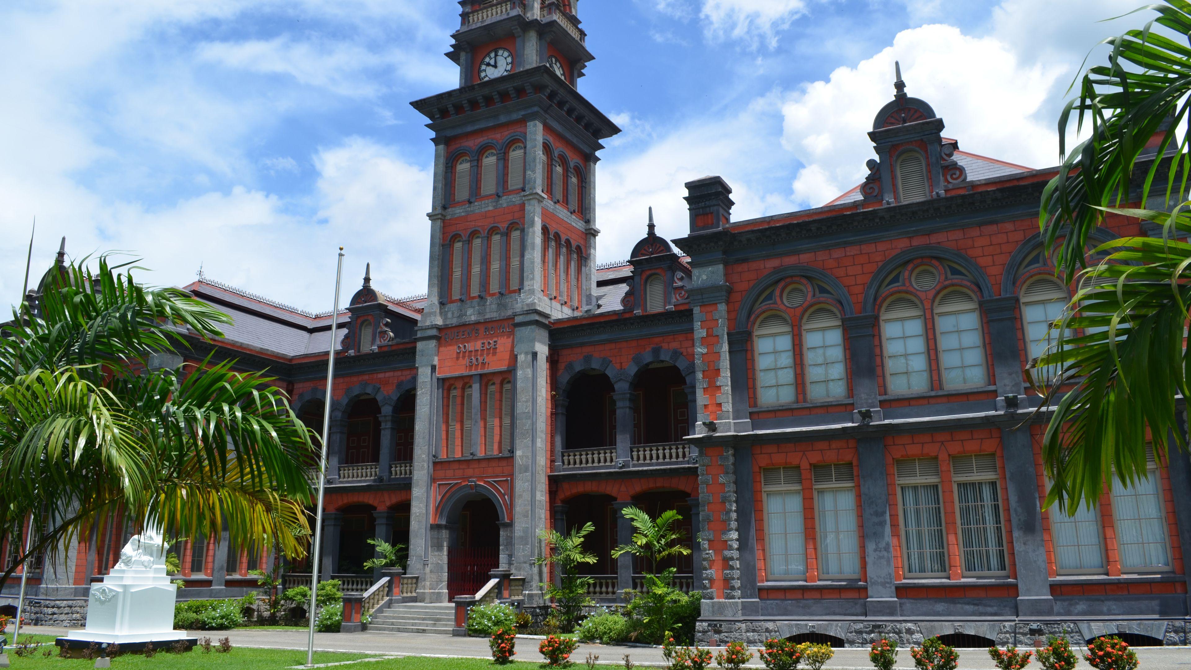 Historical building found on Trinidad
