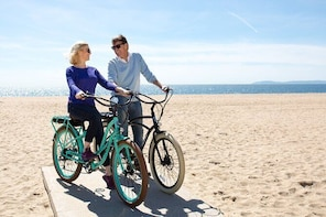 Electric Bike Rentals in Topsail Island and Surf City