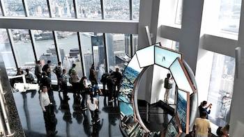 Ground Zero, One World Observatory & Optional 9/11 Museum