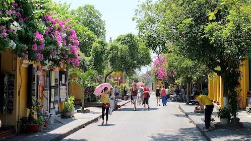 Street view of Vietnam