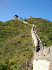 Underground Palace of Ming Tombs & Badaling Great Wall