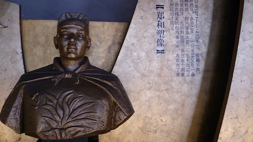 statue and memorial in china
