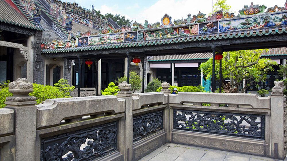 Tour of Mausoleum of the Nanyue King & Chen Clan Ancestral Hall