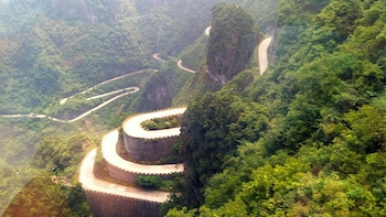 Private Tianmen Mountain Full-Day Tour