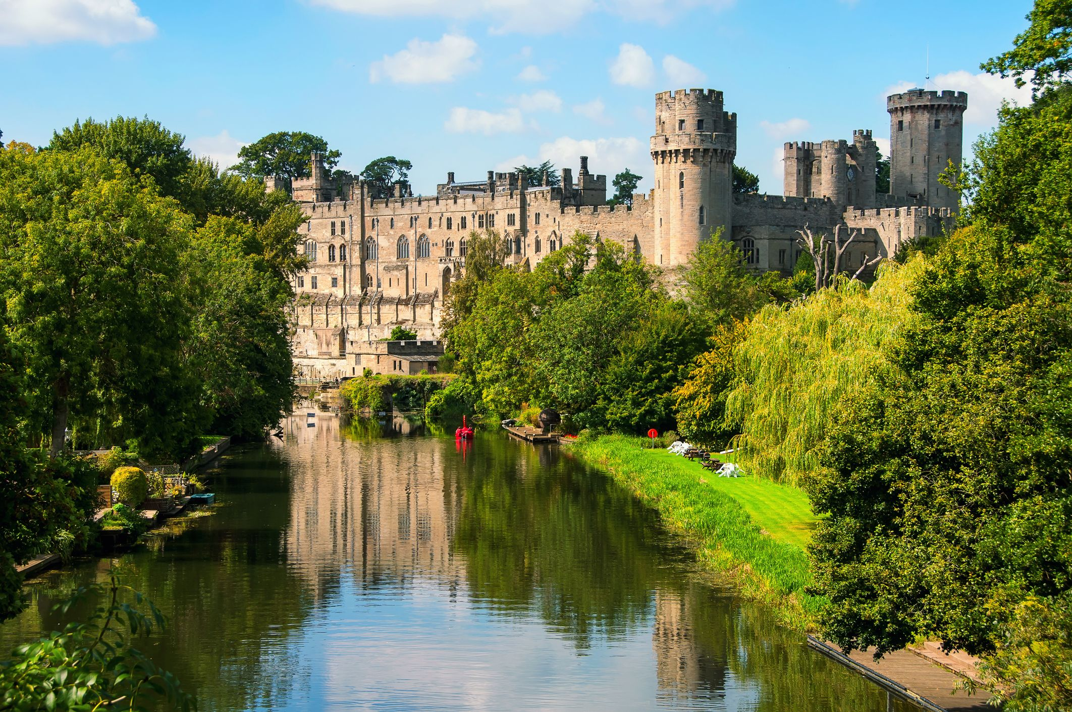 Warwick Castle Shakespeares England Oxford & Cotswolds Flexible Day Trip