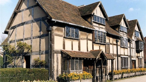 an old preserved building in the United Kingdom